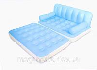 Надувной диван трансформер 5 в 1 Bestway 75039