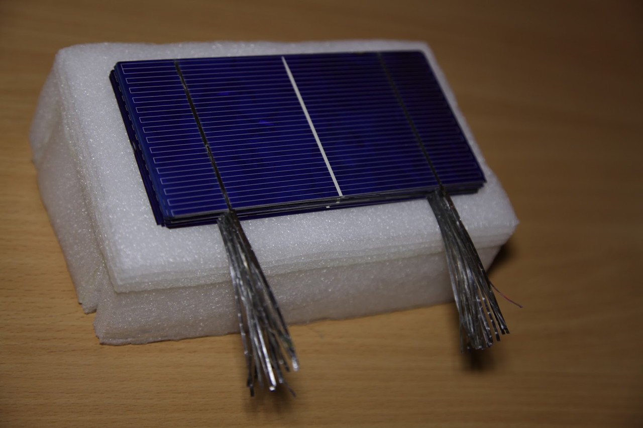 Кремниевые солнечные батареи своими руками