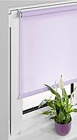 MS-06 фиалковый уголок (98Х160 см) - рулонные шторы  Vidella ( Виделла) Fresh Mini