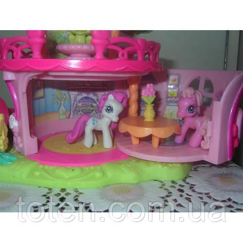 Как сделать домик для маленьких пони