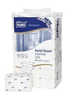 Листовые полотенца Tork Express Premium