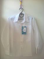 Рубашка школьная для мальчика 116-152