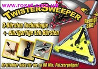 Электровеник (электрощетка) «Twister Sweeper»