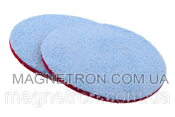Прокладка из микроволокна (2шт) для паркетной щетки к пылесосу Philips 432200900221, фото 2