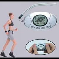 Шагомер педометр измеритель калорий жира МАРАФОН