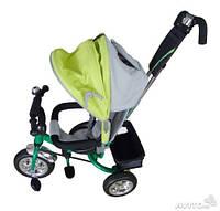 Детский Трехколесный велосипед Lexx Trike AIR QAT-017 НАДУВНЫЕ КОЛЕСА