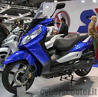 Макси скутер SYM CITYCOM 300 лучший выбор для путешествий