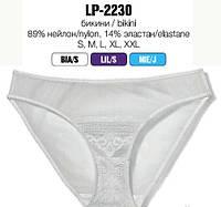 Бельё женское Атлантик. Трусики женские бикини LP-2230