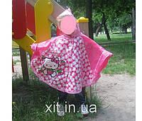 Дождевик пончо Hello Kitty