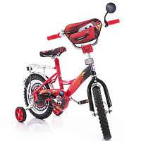 """Детский велосипед Mustang Тачки 14"""""""
