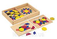 Деревянная Игрушка Крупноформатная мозаика Melissa&Doug