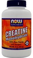 Креатин, Now Foods, Creatine Monohydrate, 227 grams