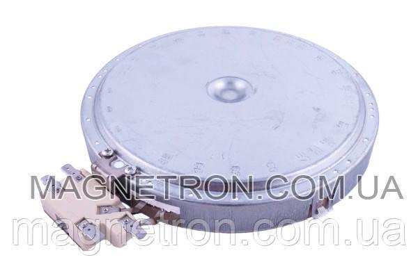 Конфорка для стеклокерамической поверхности Pyramida 1800W, фото 2
