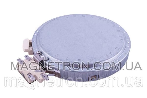 Конфорка для стеклокерамической поверхности Pyramida 1700W/700W, фото 2