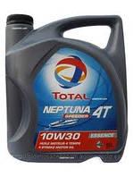Масла для лодочных моторов Total Neptuna 4T 5л