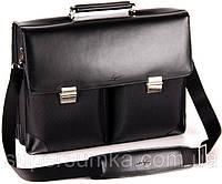 Элегантный, деловой портфель Fouquet NBC-1001B Black