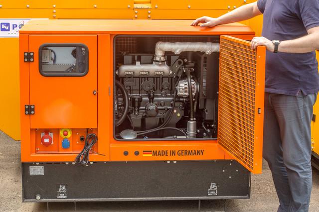 Дизельный генератор RID 20 E-series S фото 2