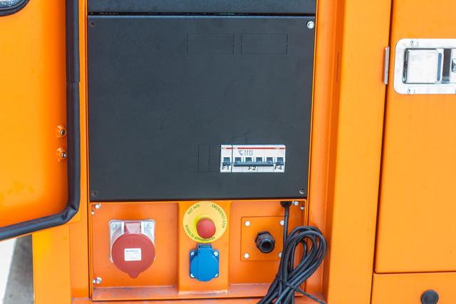 Дизельный генератор RID 20 E-series S фото 5