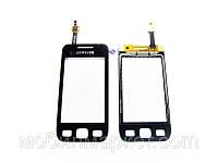 Сенсорный экран для Samsung s5250 Оригинал Чёрный