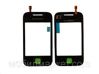 Сенсорный экран для Samsung s5360 Оригинал Чёрный
