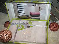 Набор полотенец для лица и бани из бамбука ТМ Cestepe