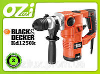 Перфоратор Black&Decker KD1250K