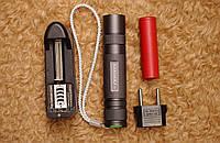 Фонарь набор Convoy S2+ Cree XM-L2 U2 1A 2.1A комплект зарядное батарея