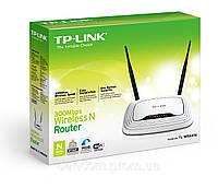 Маршрутизатор TP-Link TL-WR841N до 300Mbps, 4x10/100TX