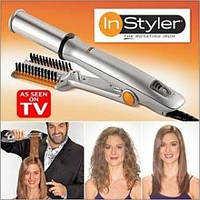 Утюжок для укладки волос InStyler ORIGINAL (ИнСтайлер) с вращающимся нагревателем