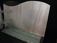 Зеркало 800*600 мм фацетное для ванной Lezzer