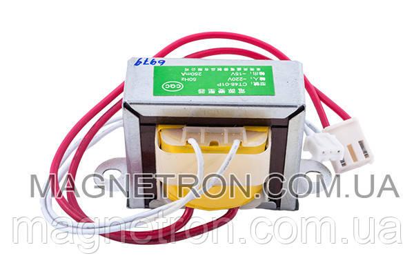 Трансформатор для кондиционеров CT48-01P 15V 250mA, фото 2