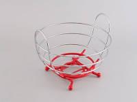 Корзинка для фруктов металлическая Gipfel, арт. 5169