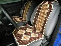 Массажер на водительское сидение (плотное плетение)