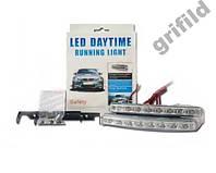 Дневные ходовые огни DRL 8 LED ДХО DR-2 030