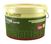 Силикатная штукатурка «Короед» GREINPLAST TSK (зерно 1.5, 2.0, 2.5 и 3.0 мм), 25кг