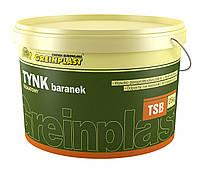 Силикатная штукатурка «баранек» GREINPLAST TSB (зерно 1.5, 2.0, 2.5 и 3.0 мм), 25кг