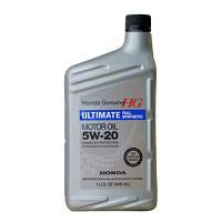 Масло моторное Honda Motor Oil API SN 5W-20 Ultimate 0.946лит. (банка)