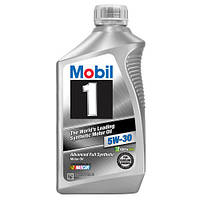 Масло моторное Mobil 1  5W30  0.946лит. (банка).Made in USA