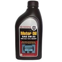 Масло моторное Toyota Motor Oil API SN 5W30 0.946л.
