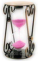 Песочные часы настольные, сувенирные