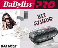 Babyliss BAB3025E Pro Hot Curler Электробигуди 12 шт\уп 38мм