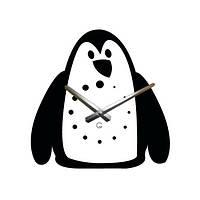 Часы Настенные Детские Пингвин с Мадагаскара Penguin