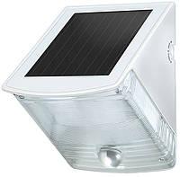 Фонарь светодиодный на солнечной батарее с датчиком движения