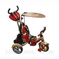 Велосипед трехколесный Mars Trike c принтом аниме