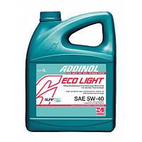 Синтетическое моторное масло Addinol 5w40 Eco Light