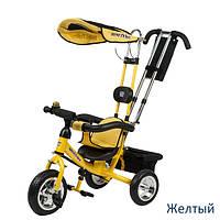 Велосипед трехколесный Mini Trike полиуретановые колеса