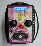 Цифровой регулятор температуры  для инкубатора o-mega на 2 квт (розеточный)