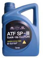 Масло для АКП Mobis ATF SP-III 4лит (банка)