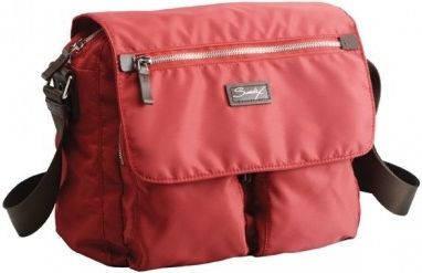 Городская сумка через плечо Sumdex NOA-708PP красна