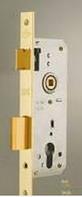 Дверной замок врезной Kale 152 R (ручка и цилиндр покупается дополнительно)
